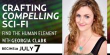 Crafting Compelling Sci-Fi with Georgia Clark