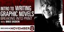 Intro to Writing Graphic Novels with Bree Ogden
