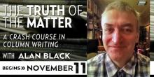 The Truth of the Matter with Alan Black