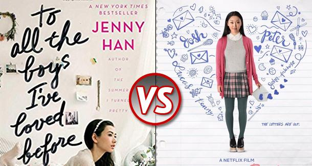 Book Vs Film To All The Boys I Ve Loved Before Litreactor