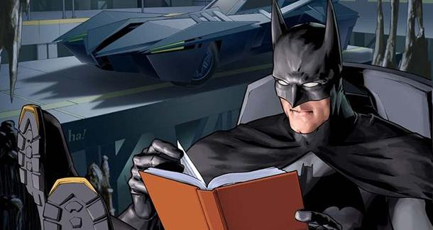 what do superheroes read litreactor