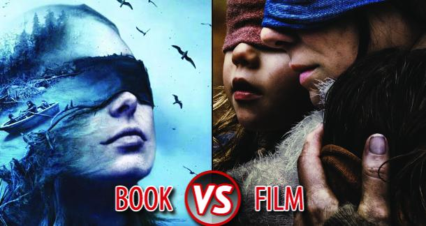Book vs  Film:
