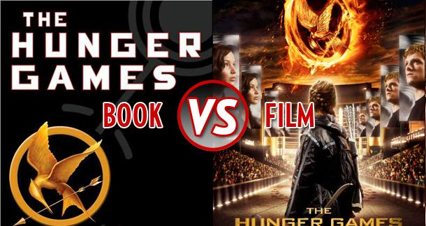 hunger games book vs movie essay I first read the captivating series the hunger games while i was a freshman in college, the hunger games: the book versus the movie series and how they stack up by alex weiss.