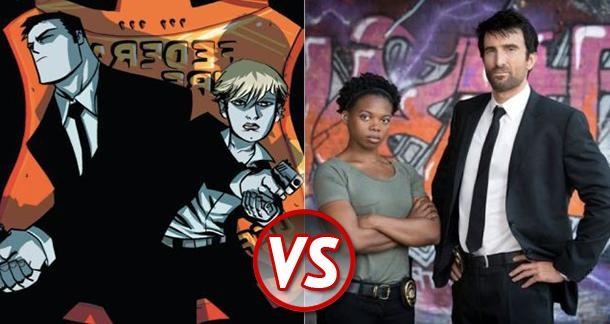Comic Book Vs Television Powers Litreactor