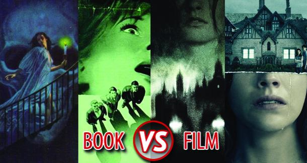 Book Vs Films The Haunting Of Hill House Litreactor