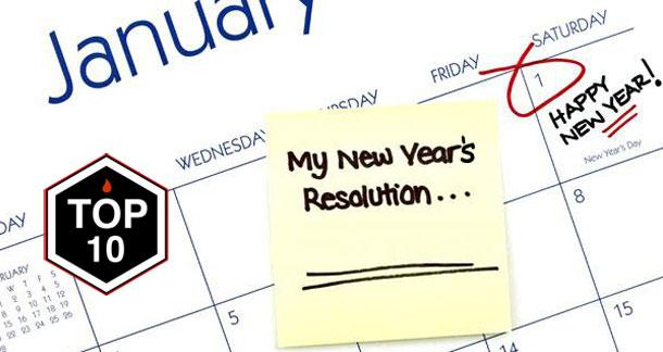 10 Grammar U0026 Usage Related New Yearu0027s Resolutions