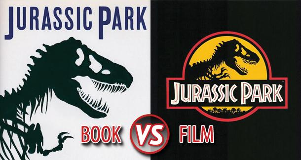 a comparison of the book and movie jurassic park What's the difference between jurassic park the book and jurassic park the movie jurassic park book vs movie featured comparison.