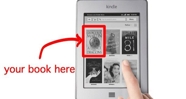 Image result for publishing a kindle book on amazon