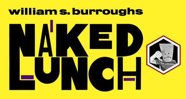 Naked lunch book