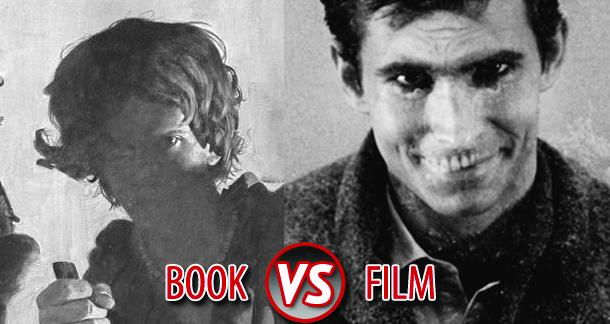 Book Vs Film Psycho Litreactor Psycho