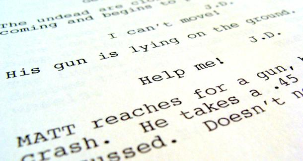How The Rules Of Screenwriting Can Improve Your Prose Fiction ...