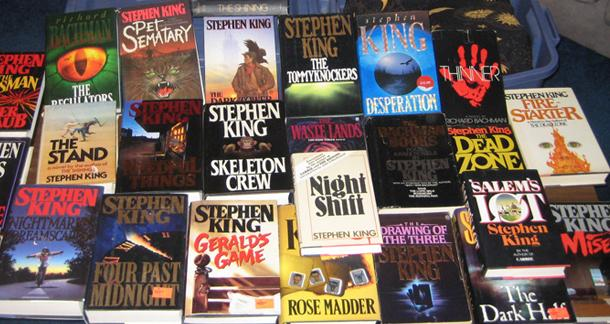 Every Stephen King Novel Summarized In 140 Characters Or