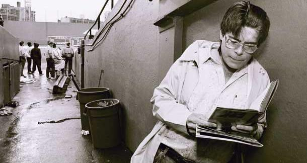 Essay idea about Stephen King?