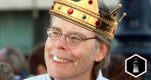 Image result for stephen king crown