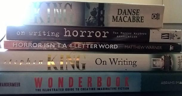 Best books about writing fiction