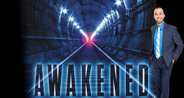 "Impractical Joker James S. Murray on Debut Novel: ""Awakened"""