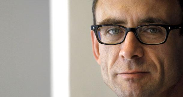 Chuck Palahniuk Finds Hell in an Author's Suite