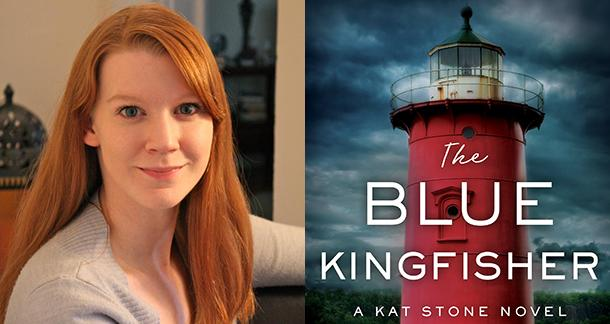 An Interview with 'The Blue Kingfisher' author Erica Wright