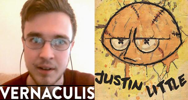 Interview with Author & YouTuber Justin Little Aka Vernaculis