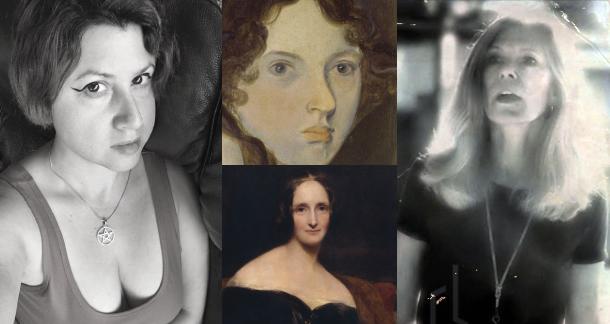 Kathe Koja on Godmothers of Horror: Emily Brontë & Mary Shelley