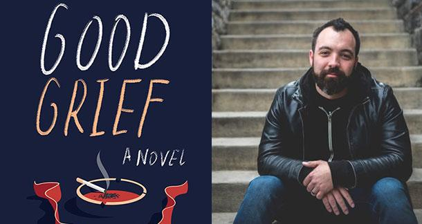 Turtle Power: Interview with Nick Gregorio, Debut Author of 'Good Grief'