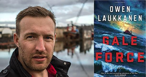 Owen Laukkanen, Interview, Adventure, Boats