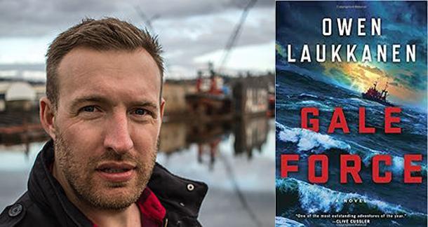Owen Laukkanen, Interview, Adventure, Boats