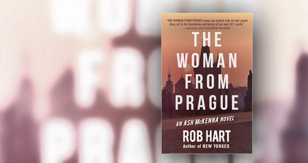 Facebook, Interview, Prague, Rob Hart