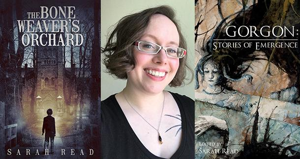 The Bone Weaver's Orchard, Sarah Read, Gorgon: Stories of Emergence