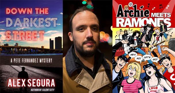Alex Segura, Comics, Craft, marketing, PR, Writing
