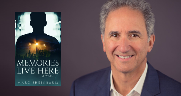 "That Buzz: Marc Sheinbaum on his debut novel, ""Memories Live Here"" (and much, mu"