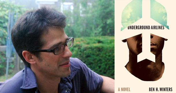 A Conversation With Ben H. Winters About Racism, Outlining, and His New Novel 'U