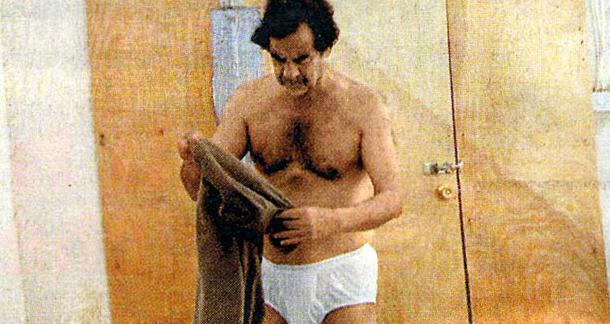 Saddam Hussein's memoirs on the way