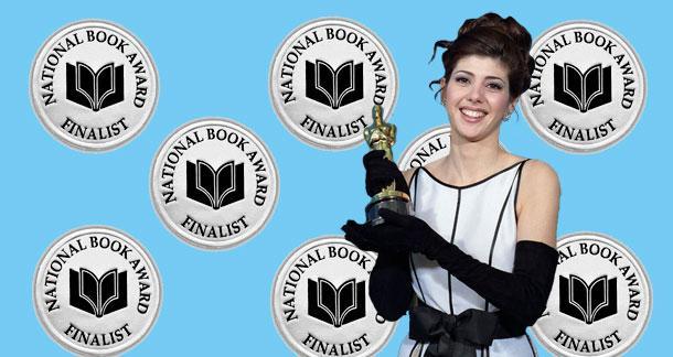 National Book Award Oops