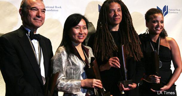 2011 National Book Awards winners
