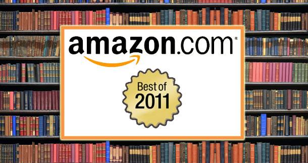 Amazon Top 10 of 2011