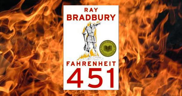 Fahrenheit 451 released as eBook