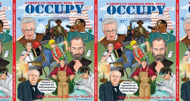 Occupy Coloring Book