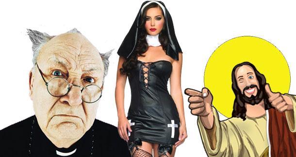 Sexy Catholic