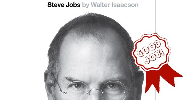 Steve Jobs bio tops Amazon's list of best-sellers for 2011