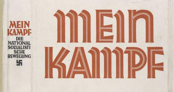 'Mein Kampf' perfect holiday gift