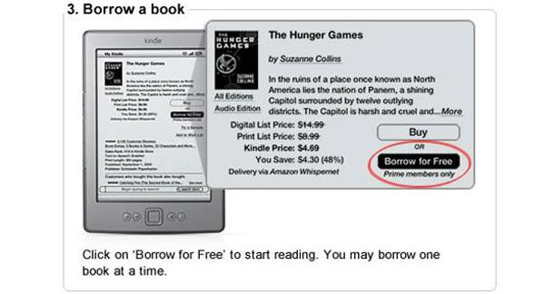 Authors earning big on Kindle Lending Library