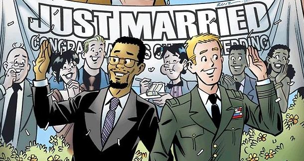 Group Demands Toys 'R' Us Remove Gay Archie Comic