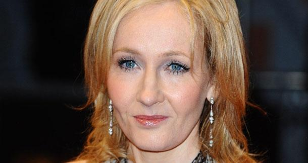 New J.K. Rowling Novel... For Adults