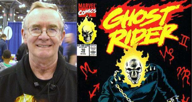 Marvel Suing Creator Of Ghost Rider