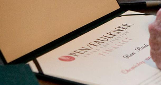 2012 PEN/Faulkner Nominees