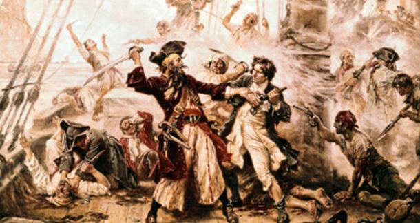 Publishers Wage War Against Book Pirates