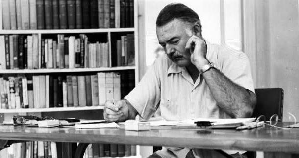 New Hemingway Letters Acquired by Kennedy Library