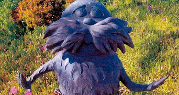 Lorax Statue Stolen From Estate Of Dr. Seuss