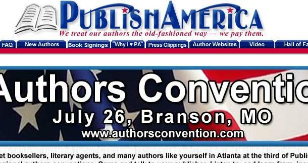 Authors File Suit Against PublishAmerica